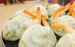 秦皇岛美食-叶存利海鲜大馅饺子