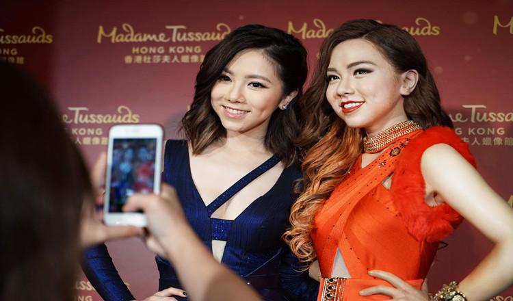 香港杜莎夫人蜡像馆电子票 与世界明星相遇 支持随时退