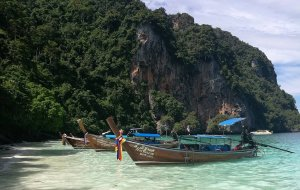 普吉岛娱乐-普吉岛游船之旅