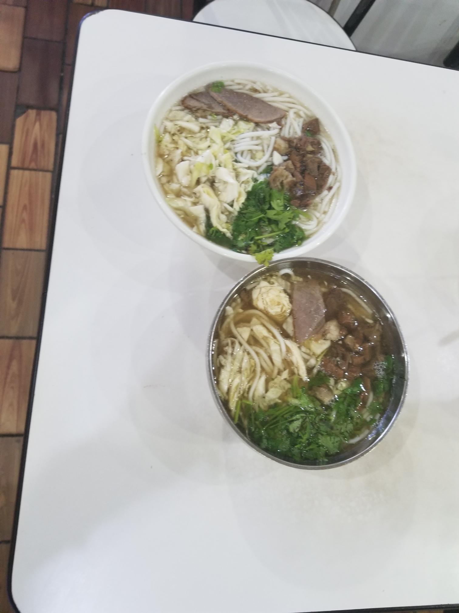 百度 - 牛六记牛肉粉大王(江汉路店)