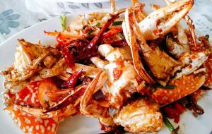 广西美食-食悦美食餐厅(涠洲岛店)