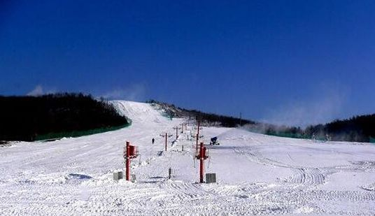 大连林海滑雪度假村已建成综合服务设施4000余平方米,其中雪具大厅1200平方米,综合楼2500平方米,内设三星级标准客房8套,700平方米的餐厅可同时接纳450人就餐,另外还有迷你咖啡吧,小型会议室与相关设施,随时给游客提供优质的服务 。雪场共开辟雪道7条。其中初级雪道两条,长分别是300米和500米;中级雪道1条,长400米;高级雪道2条,长分别是1000米和800米;儿童滑圈道1条,长80米;教学雪道1条,长150米,总面积达8000平方米。此外安装大拖牵1条;空中索道2条;80米的雪上步行梯2条。