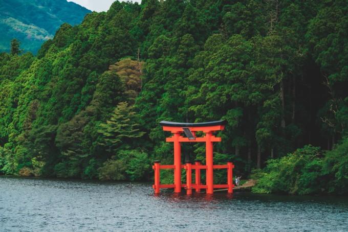 残云收夏暑,新雨带秋岚丨初秋的箱根温泉之旅