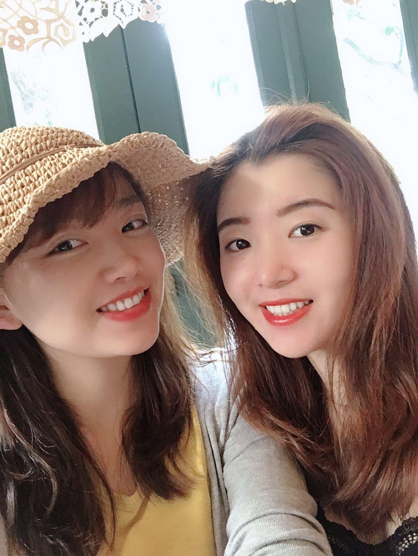 Long-lost girlfriend's trip