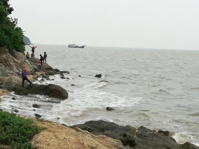 穿越闸波海岸线,成都自助游攻略-马蜂窝阳江到福州4日自助游攻略图片