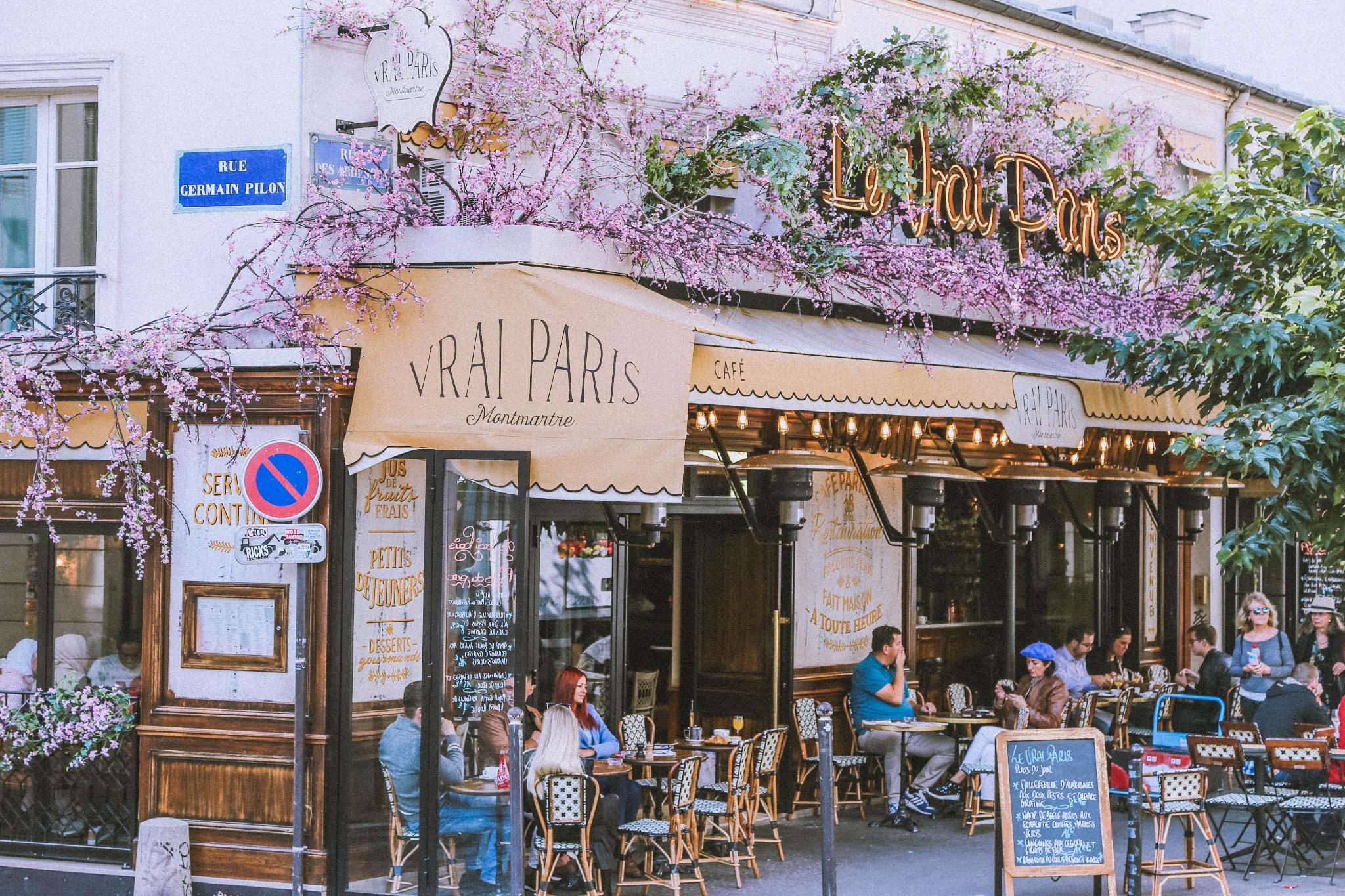 ·欧洲纪行|Bonjour巴黎,所有的美好你都有。_游记