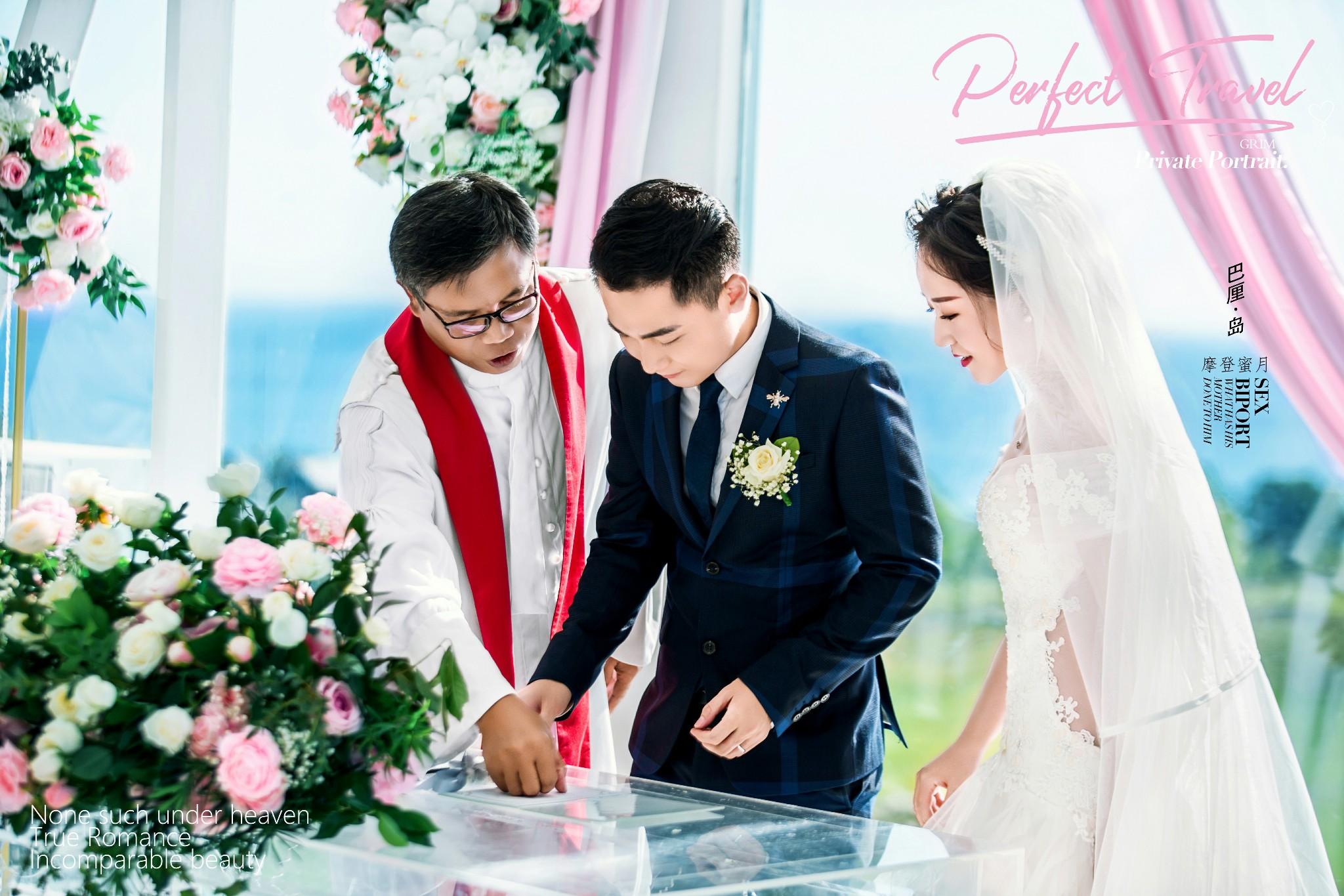 巴厘岛——天空教堂海外婚礼游记