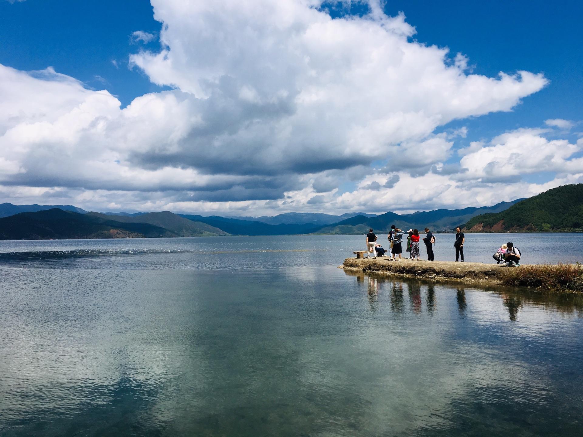 遇见最美泸沽湖~寻找心中的香格里拉