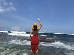 ·颠覆印象中的巴厘,浮潜 冲浪 滑翔伞,深度蓝梦岛,佩尼达!巴厘岛 其实可以这样玩!_游记