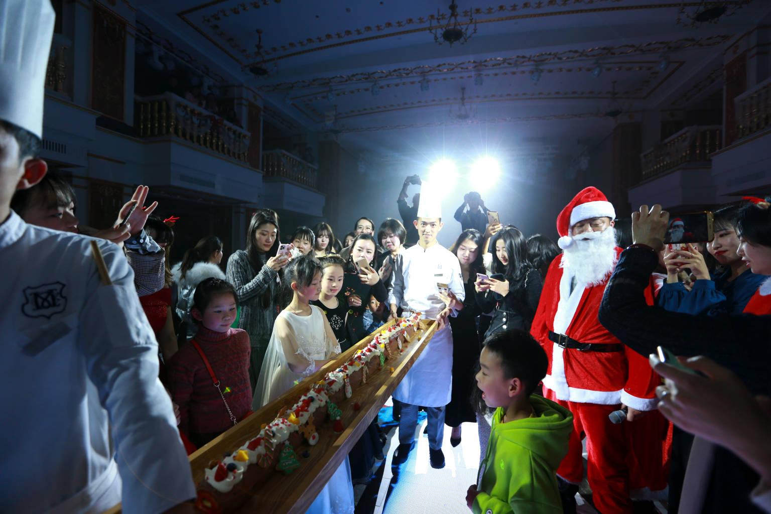 2019 Louis Castle | 探秘网红路易城堡法式圣诞点灯派对
