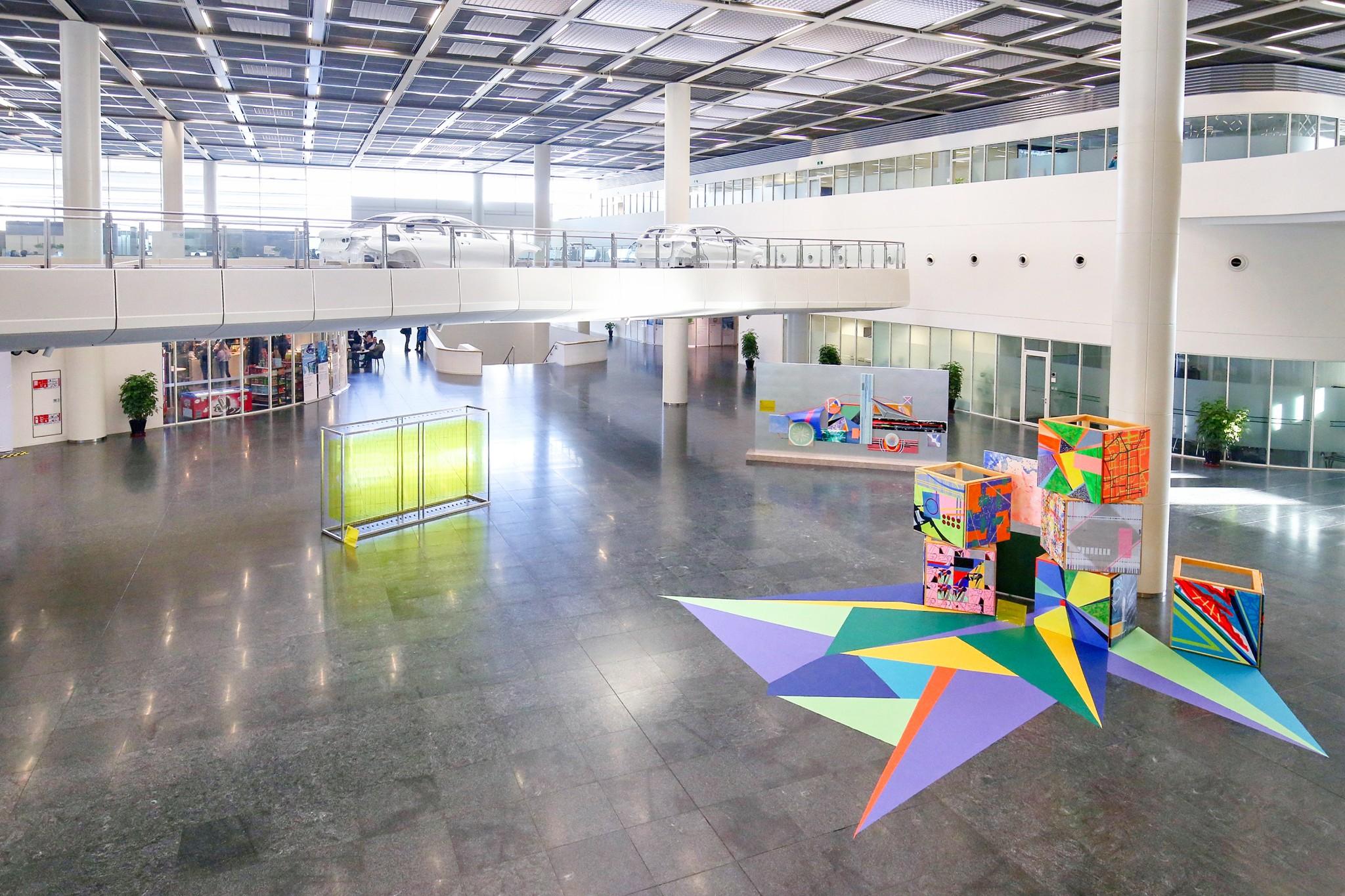 融艺术之灵 造工业之美华晨宝马探寻工业与艺术跨界融合的无限可能