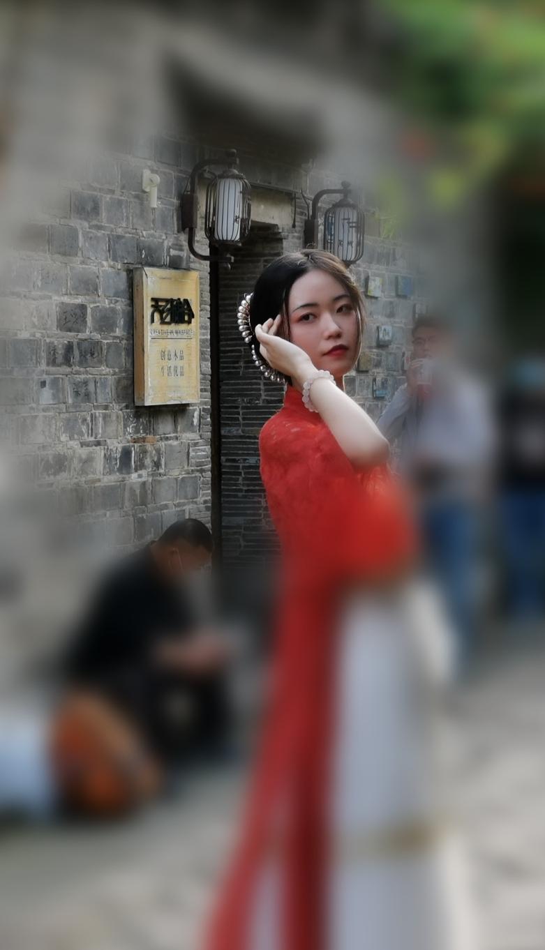 闲庭信步—南京老门东_游记