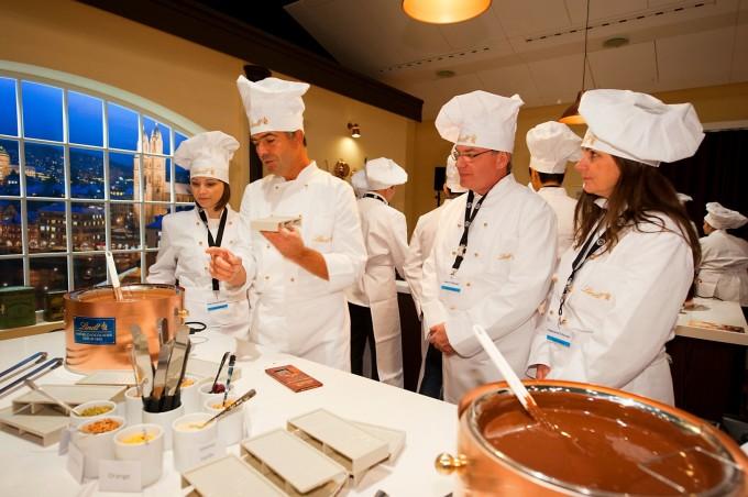 瑞士人建了一座世界上最大的巧克力博物馆!巧克力11