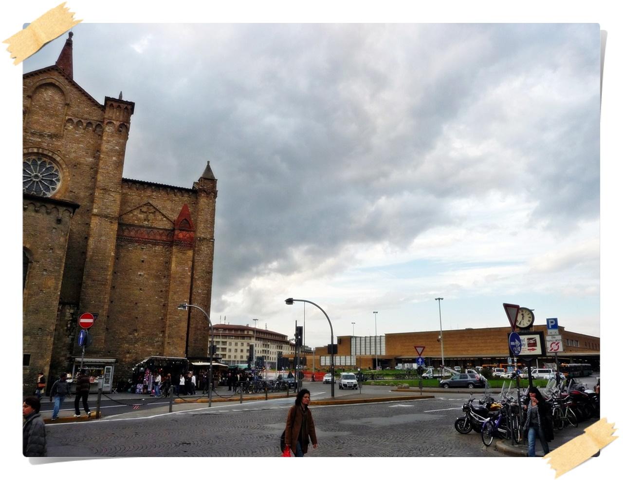 照片回顾 2009/11 意大利 day 7:佛罗伦萨/菲冷翠 下午去威尼斯