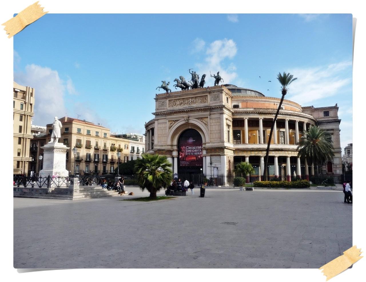 照片回顾 2009/11 意大利 day 4:西西里 巴勒莫