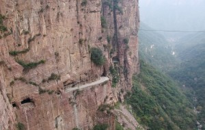 【晋城图片】原创:我所不知道的挂壁公路奇观