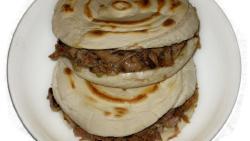 西安美食-苏家肉夹馍