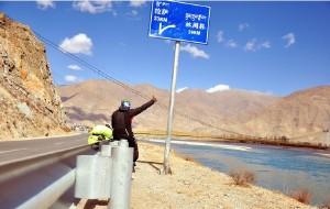 【四川图片】无边落雪萧萧下,单车西藏悠悠来—3月冬骑川藏南线(更新完毕)