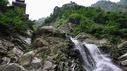 庐山景点-石门涧