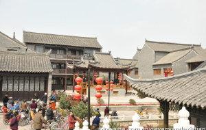 【淮安图片】探寻韩信故里 游河下古镇 逛花巷