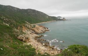 【东西冲图片】挑战极限--深圳大鹏半岛东西涌海岸线穿越