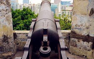 澳门景点-大炮台