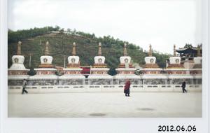 【湟中图片】2012年6月猪蹄的青海西藏行纪——塔尔寺在时轮经院