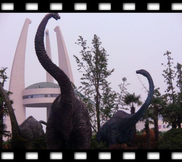 常州恐龙园AND泡温泉 -常州恐龙园游记