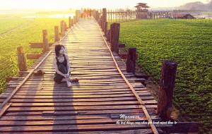【曼德勒图片】最好的总会在最不经意的时候出现-缅甸曼德勒