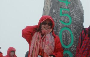 【玉龙雪山图片】我的新高點--玉龍雪山