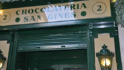 马德里美食-Chocolateria San Gines