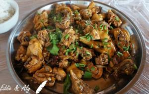 桂林美食-老根农家饭店