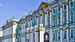 圣彼得堡景点-冬宫(The Hermitage Museum)