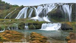 黄果树瀑布景区景点-陡坡塘瀑布