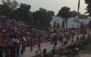 印度娱乐-Wagah Border
