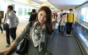 乘著秋風去旅行——首爾