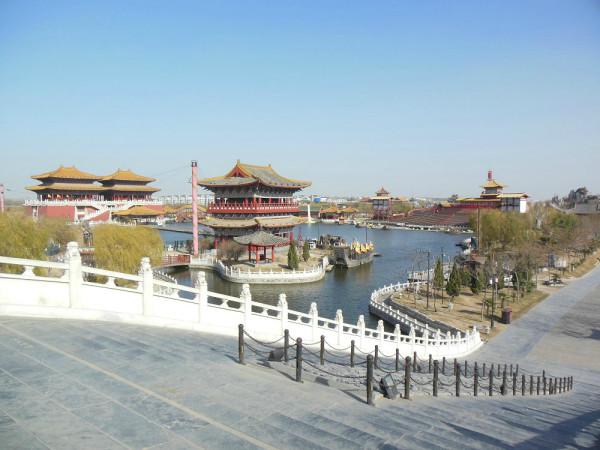 2012 冬 回家路上的風景 第四站 開封 朱仙鎮