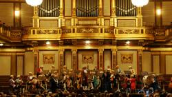 维也纳娱乐-金色大厅(Wiener Musikverein)