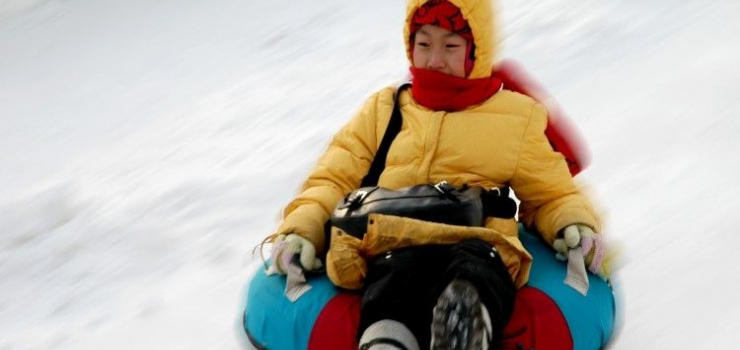 平山神鹿滑雪场