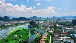 桂林景点-叠彩山公园