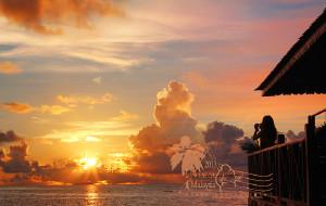 【仙本那图片】{ 沙巴,愿你永远和平。}马布岛,属于我的碧海蓝天