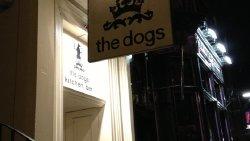 爱丁堡美食-The Dogs