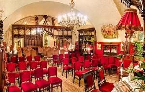 维也纳美食-皇家地窖餐厅