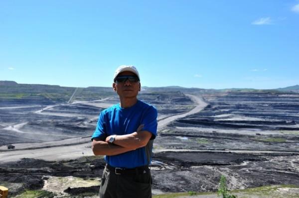霍林河硅化木_大美——乌拉盖 2013.7.5.-7.,锡林郭勒旅游攻略 - 马蜂窝