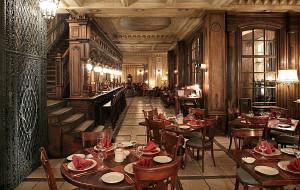 莫斯科美食-普希金餐厅