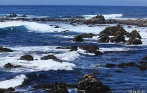 【卡梅尔图片】流浪美国之西部篇:(4)圣塔克鲁兹、17英里黄金海岸、卡梅尔小镇