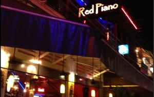暹粒美食-红钢琴酒吧