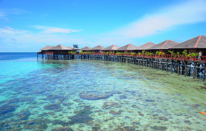 【马布岛图片】海上吉普赛人的家园——马布岛•诗巴丹•卡帕莱