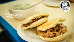 西安美食-秦豫肉夹馍(东木头市店)