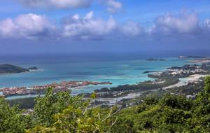 【塞舌尔图片】圆我梦中之旅  美丽的伊甸园  seychelles   塞舌尔  游记完结  (三岛游登山心得)